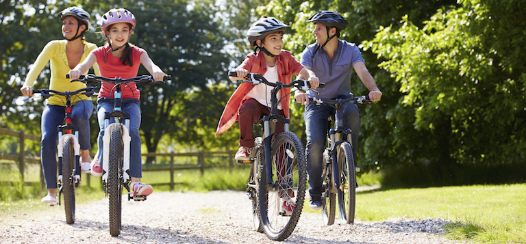 National Physical Fitness Month, May 2016, Bicycle Ride, Live Your Life Physical Therapy, Minnesota