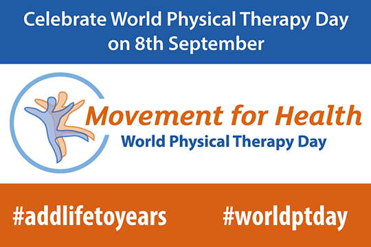 world physical therapy day, minnesota MN physical therapy, live your life
